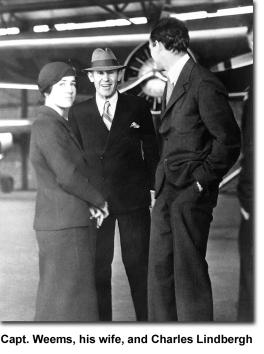 Captain Weems Charles Lindbergh with caption.jpg